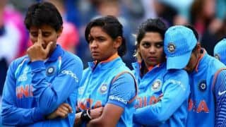 India vs England, ICC Women's World T20 Semi-Final: India Crash Out