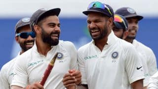 Kohli: We challenge ourselves as a team