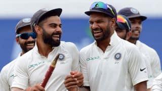 Virat Kohli: We challenge ourselves as a team
