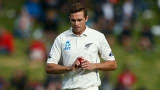 Tim Southee ruled out of 3rd Test against South Africa