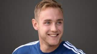 Stuart Broad happy on England's close win against West Indies in 2nd ODI