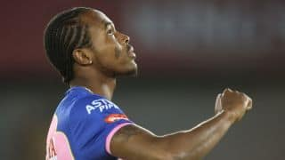 Jofra Archer, Chris Jordan called up by England but not in World Cup squad