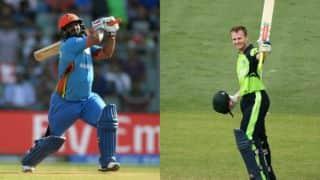 अफगानिस्तान और आयरलैंड को टेस्ट खेलने का दर्जा हासिल