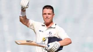 Lehmann suggests Langer to open with Harris against India