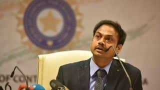 MSK Prasad: If players don't deliver, we'll need to look at youngsters