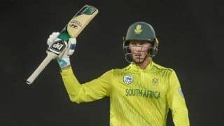 South Africa not favourite but anything can happen at World Cup: Rassie van der Dussen