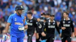 Unfair to expect Dhoni to finish the game all the time: Sachin Tendulkar