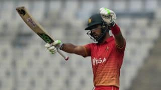 Zimbabwe clinch thriller against Sri Lanka despite Perera's blitz