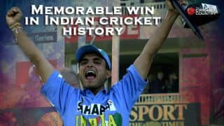 VIDEO: India vs England 2002, NatWest ODI series final winning moments