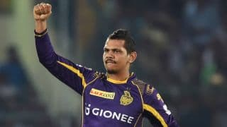 IPL 2018: Sunil Narine completes 100 wickets in the tournament