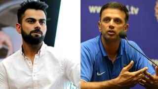 Virat Kohli for Khel Ratna, Rahul Dravid for Dronacharya, other BCCI proposals