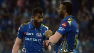 Hardik Pandya has suffered a lot in his short career but he got better, says Kieron Pollard