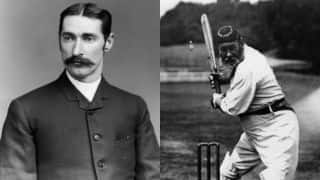 Was WG Grace able to overcome Fred Spofforth?