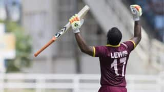 Evin Lewis and plethora of records he registered in India-West Indies one-off T20I
