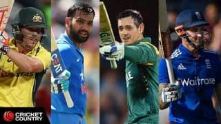 Year-ender 2016: Best batting performances in ODIs