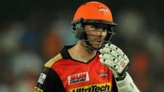 IPL 2018, Qualifier 1: Williamson lauds SRH bowlers and Faf, says they were 15-20 runs short