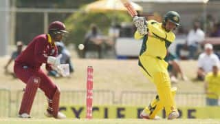 Usman Khawaja defends himself after dropping sitter during Australia vs West Indies, Tri-Series Match 5