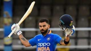 Thumb is good, I should be good for the first Test: Virat Kohli