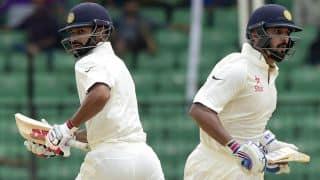 भारत बनाम न्यूजीलैंड, पहला टेस्ट, तीसरा दिन: भारत मजबूत स्थिति में, न्यूजीलैंड पर 124 रनों की लीड
