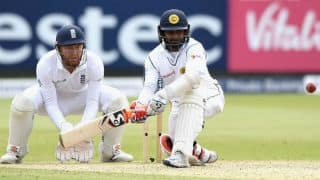 Sri Lanka end Day 2 at 162 for 1, trail England by 254 in 3rd Test at Lord's
