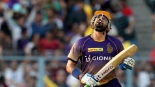 IPL 2017: Robin Uthappa criticised; third umpire applies new IPL Law during Kolkata Knight Riders (KKR) vs Sunrisers Hyderabad (SRH)