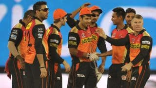 IPL 2016, Live Scores, Online Cricket Streaming & Latest Match Updates on SRH vs GL