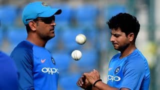 The MS Dhoni Suggestion That Helped Kuldeep Yadav Claim His Maiden ODI Hat-trick