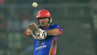 Mohammad Nabi becomes first player for Afghanistan to score 2,000 runs in ODIs