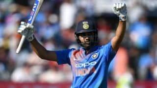 India vs Australia: Rohit Sharma equals Sourav Ganguly with 22nd ODI century
