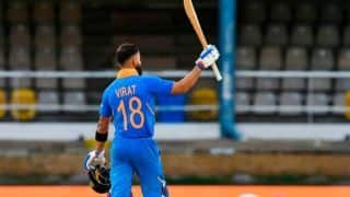 IN PICS: India vs West Indies, 3rd ODI