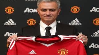 Manchester United announce Jose Mourinho as manager
