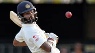 India vs Australia, 2nd Test at Brisbane, Day 4: Shikhar Dhawan injured in nets