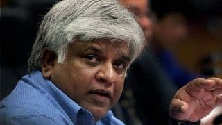 Arjuna Ranatunga loses to Shammi Silva in Sri Lanka Cricket election