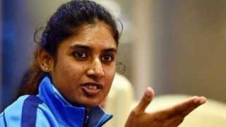 India vs England, 2nd ODI (Women): We have to work on partnerships; Says Mithali Raj