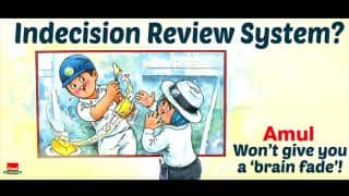 Amul's take on IND-AUS DRS controversy will leave you in splits