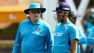 MS Dhoni: India does not need head coach desperately