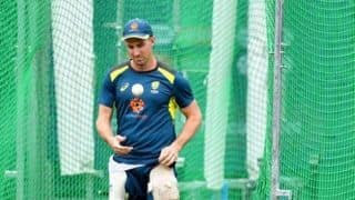 Shaun Marsh ruled out of World Cup; Peter Handscomb named replacement
