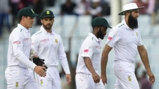 Live Cricket Scorecard: Bangladesh vs South Africa 2015, 1st Test at Chittagong, Day 3