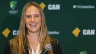 Ellyse Perry calls for annual women's fixture in Australia