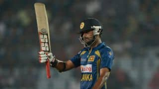Pakistan vs Sri Lanka, Asia Cup 2014: Mahela Jayawardene departs for 75