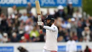 India vs England 1st Test: Moeen Ali scores maiden Test ton against India, 4th overall