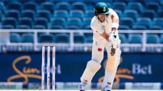 3rd Test, Day 1, Tea report: Markram falls short of century as South Africa build on