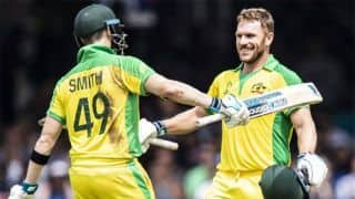 steve smith and aaron finch are set to play in t20 world cup both players are getting fit by their injury