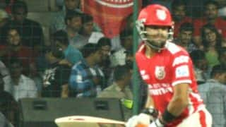 Manan Vohra, Shaun Marsh power Kings XI Punjab against Mumbai Indians in IPL 2014