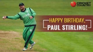 Paul Stirling: 14 facts about the aggressive Irish batsman