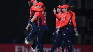 Women's World T20: Heather Knight hails England spinners for putting India in a twist