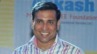 VVS Laxman congratulates Ishant Sharma for 5-wicket haul against Sri Lanka