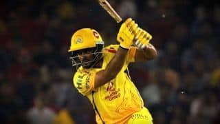 IPL 2018: MS Dhoni lauds Ambati Rayudu; says he can score well against both pacers and spinners
