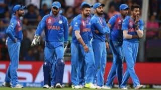 India vs West Indies, T20 World Cup 2016, semi-final 2 at Mumbai