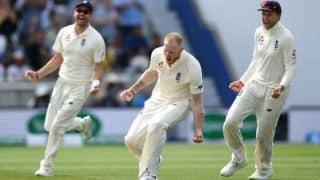 टेस्ट सीरीज से बाहर हो सकते हैं ऑल राउंडर बेन स्टोक्स  !